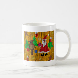 Mug Chandail laid de Noël