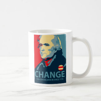 Mug Changement de Thomas Jefferson