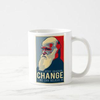 Mug Changement très progressif que nous pouvons croire