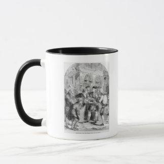 Mug Changez l'allée