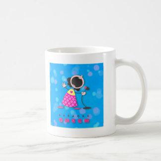 Mug Chant de la Reine de karaoke