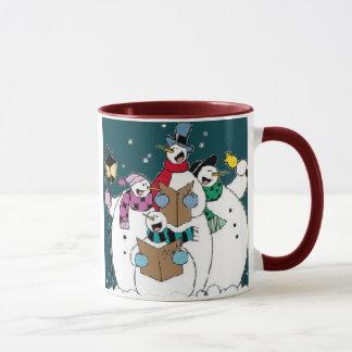Mug Chant de neige !