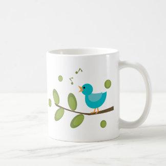 Mug Chantez un oiseau de chanson