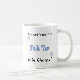 Mug Charge de Shih Tzu