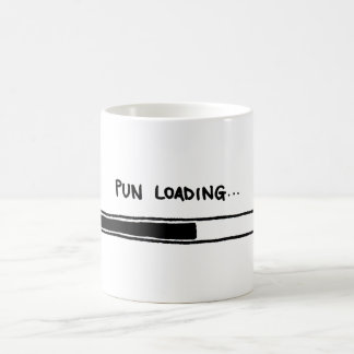 Mug Chargement de calembour