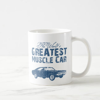 Mug Chargeur de 1969 Dodge Hemi