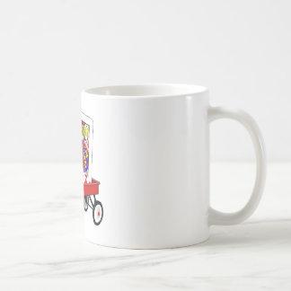 Mug chariot de cric