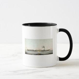 Mug Charles-Philippe, le premier bateau à vapeur