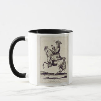 Mug Charles XI (1655-97) (gravure)