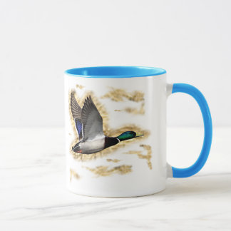 Mug Chasse de canard de Mallard