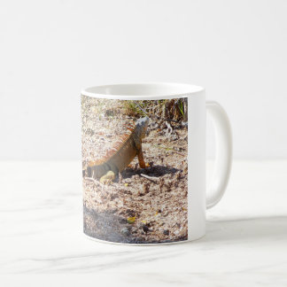 Mug Chasses oranges à iguane