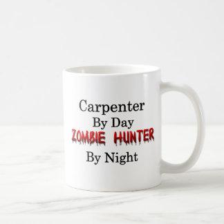 Mug Chasseur de charpentier/zombi