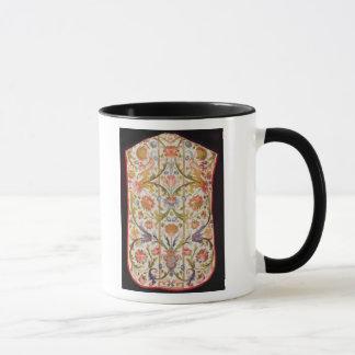 Mug Chasuble crème de satin, Naples, fin du 17ème