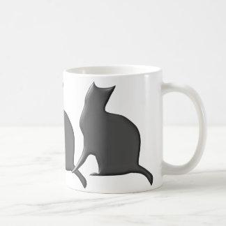 MUG Chat cat