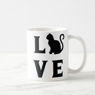 Mug Chat d'amour
