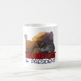 Mug Chat d'atout pour le président !