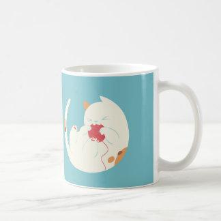 Mug Chat de calicot