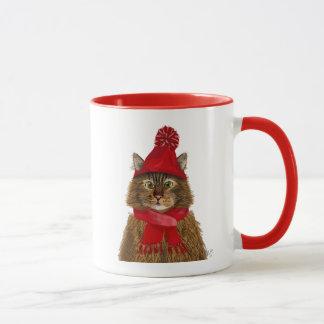 Mug Chat de ragondin du Maine