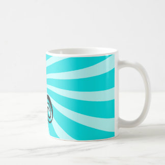 Mug Chat hypnotique mignon