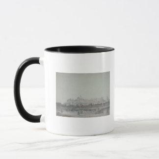 Mug Château de Windsor de la rivière, 19ème siècle