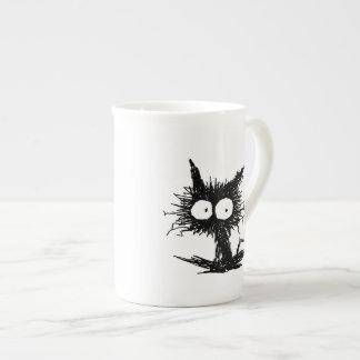 Mug Chaton mal peigné noir GabiGabi