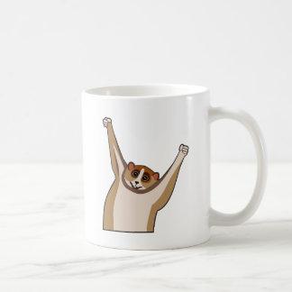 Mug Chatouillement lent 1 de Loris