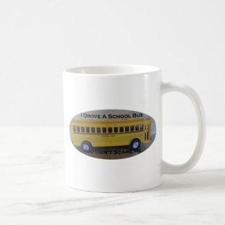 Mug Chauffeur de bus retiré vous ne m'effrayez pas