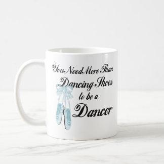 Mug Chaussures de danse