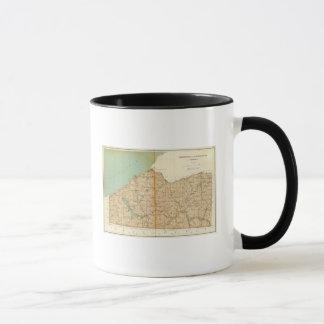 Mug Chautauqua, comtés de Cattaraugus