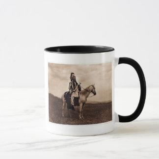 Mug Chef indien vintage de guerre