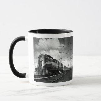 Mug Chemin de fer de la Pennsylvanie congressionnel