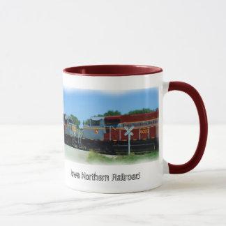 Mug Chemin de fer du nord de l'Iowa
