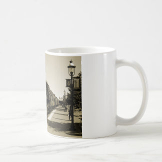 Mug Chemin de fer historique