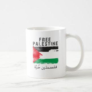 Mug Chemise libre de la Palestine