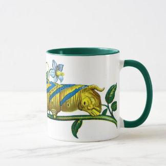 Mug Chenille d'atropos d'Acherontia