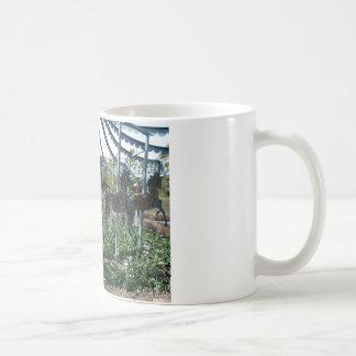 Mug cheval de jardin
