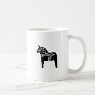 Mug Cheval noir de Dala
