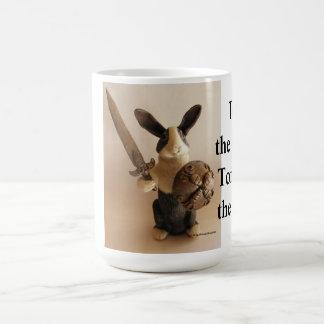 Mug Chevalier de lapin