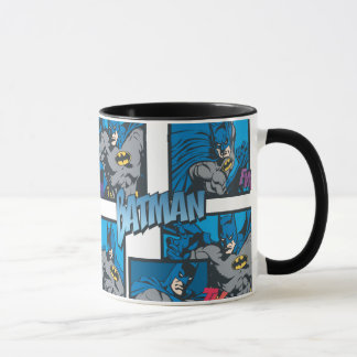 Mug Chevalier FX - motif de Batman du grand coup