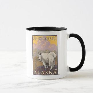 Mug Chèvre de montagne - Fairbanks, Alaska