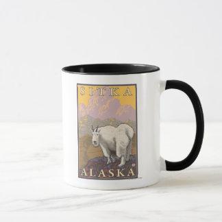 Mug Chèvre de montagne - Sitka, Alaska
