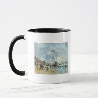 Mug Chez Quay de Bercy à Paris, 1874