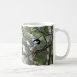 Mug chickadee Noir-couvert