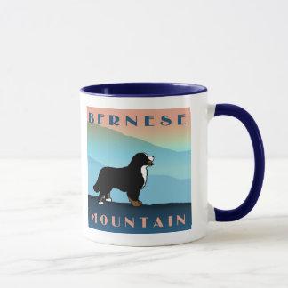 Mug Chien bleu de Bernese de montagne
