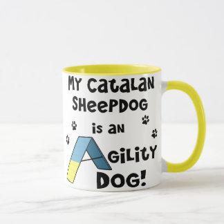 Mug Chien catalan d'agilité de chien de berger