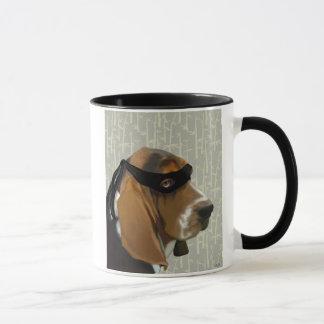 Mug Chien de Ninja Basset Hound