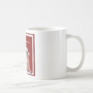 Mug Chien great dane de Noël