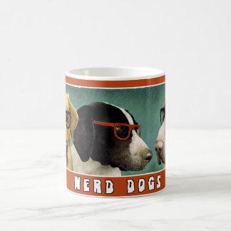 Mug Chiens nerd