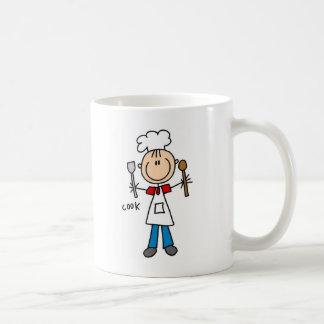 Mug Chiffre T-shirts et cadeaux de bâton de cuisinier