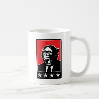 Mug Chimpanzé de suite d'affaires